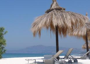 Beach, Verdura Golf Resort & Spa, Sicily, Italy, Europe