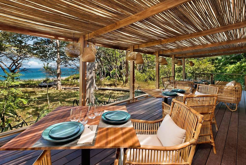 Beach cabana, Kasiiya Papagayo, Costa Rica