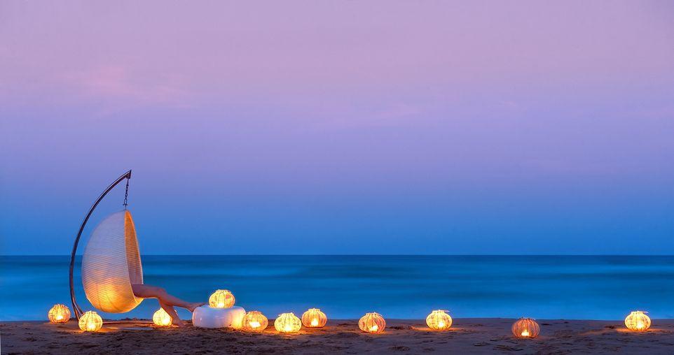 Beach romance, White Pearl Resort, Mozambique
