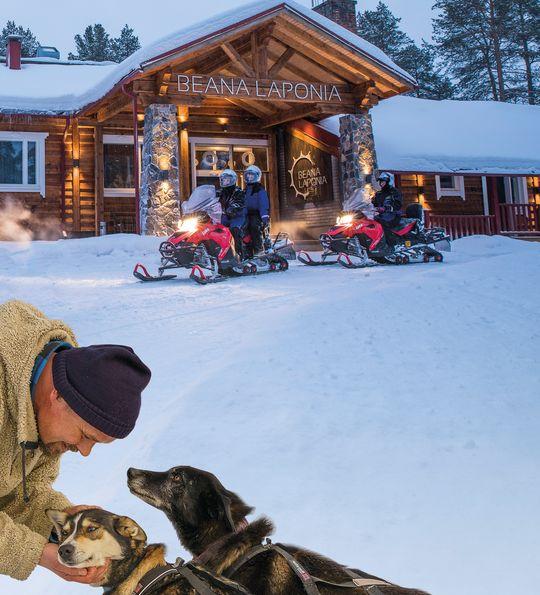 Beana Laponia, Finland