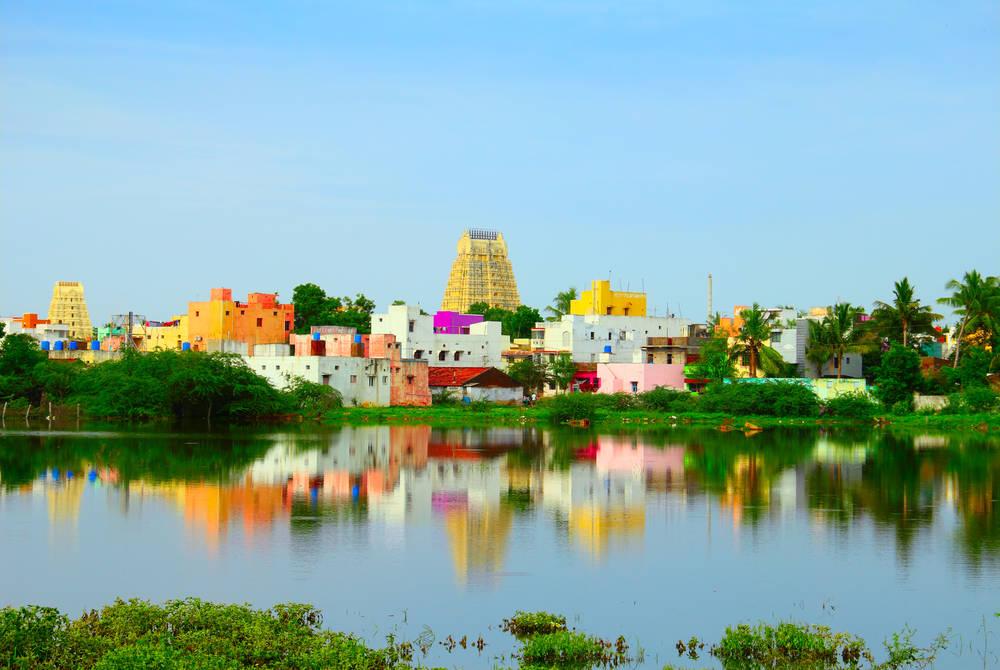 Sacred city Kanchipuram, Kolkata
