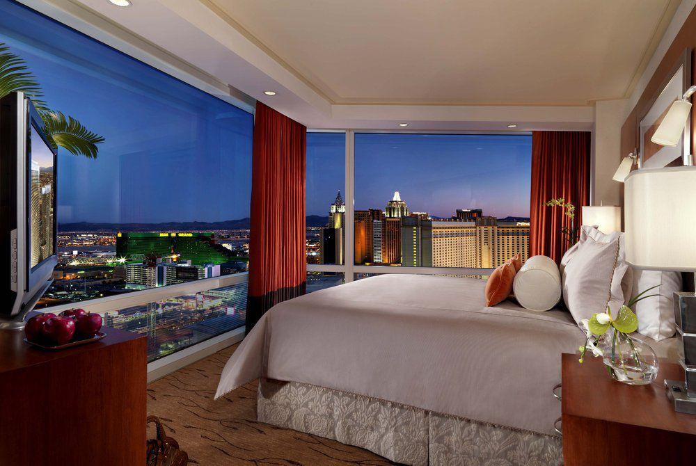 Bedroom, Aria Resort and Casino