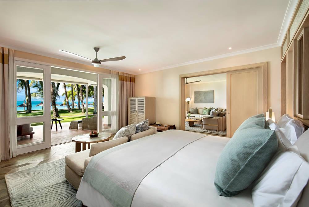 Bedroom, Beachfront Suite