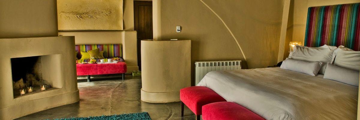 Bedroom, Cavas Wine Lodge, Mendoza