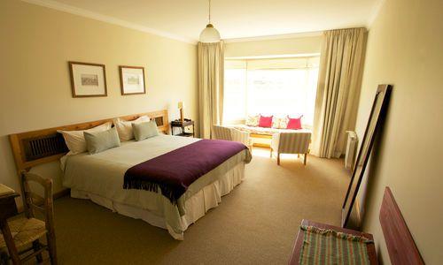Bedroom, Estancia Cristina, Calafate