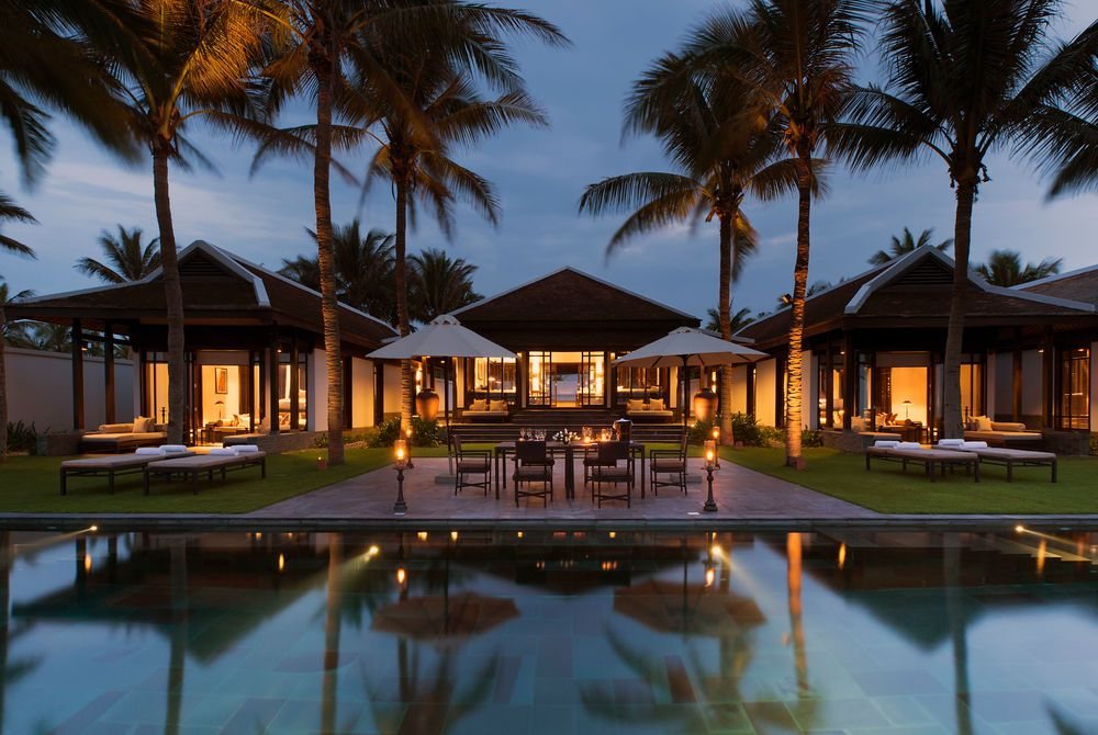 Bedroom Pool Villa, Nam Hai, Hoi An