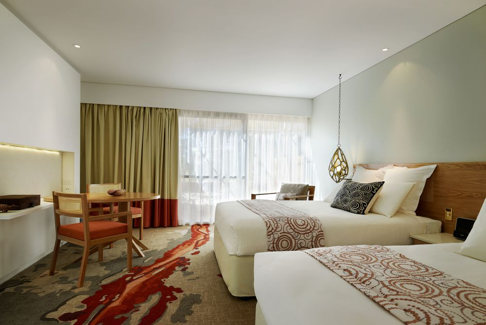 Bedroom, Sails in the Desert