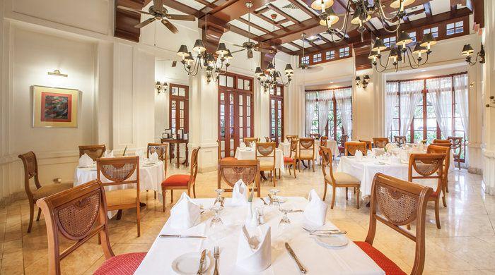 Belle Epoque Restaurant, Settha Palace, Vientiane