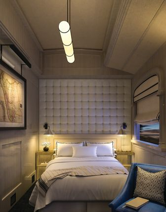 Room in the Belmond Andean Explorer