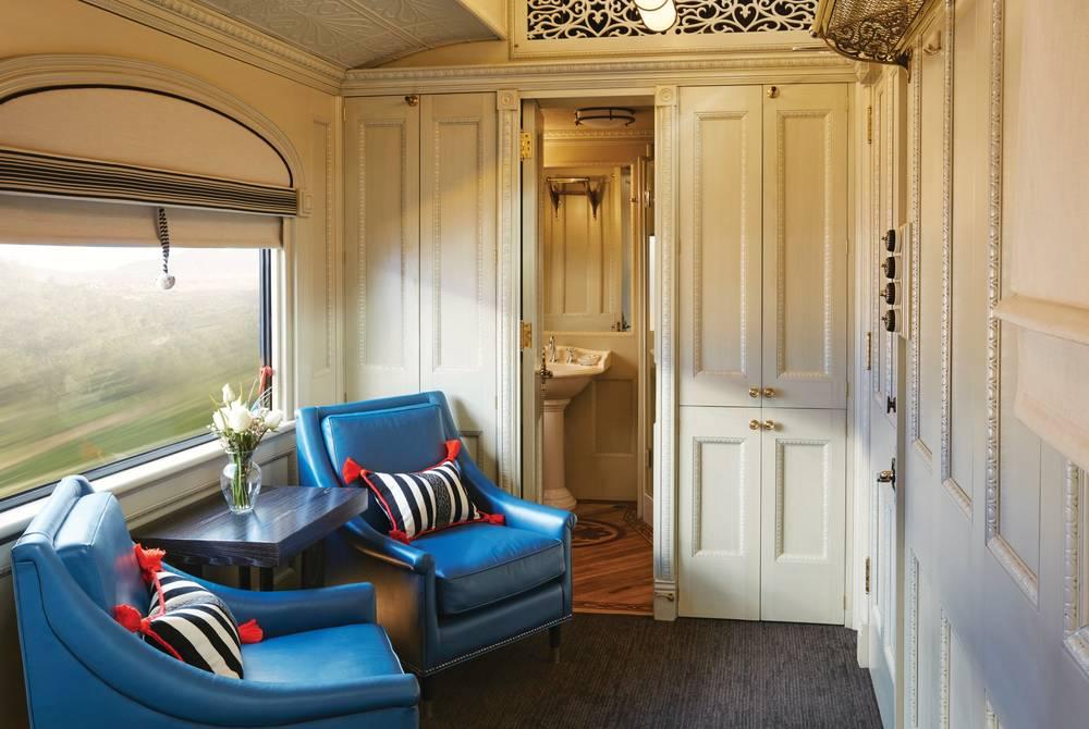 Deluxe Double Bed Cabin, Belmond Andean Explorer