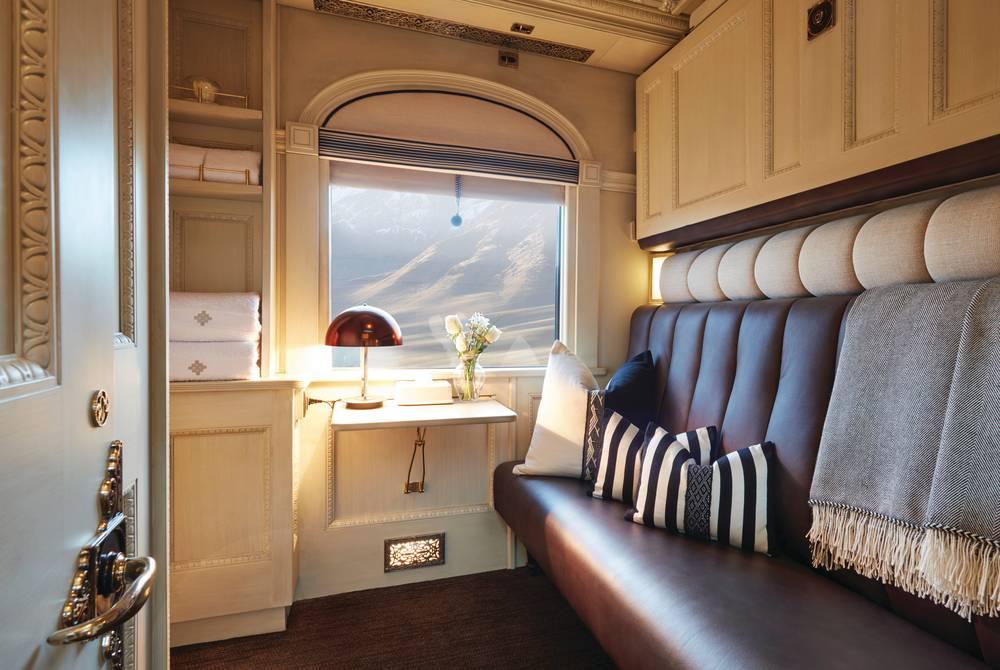 Bunk Bed Cabin, Belmond Andean Explorer