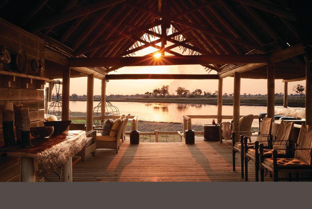 Belmond Eagle Island Lodge, Okavango Delta