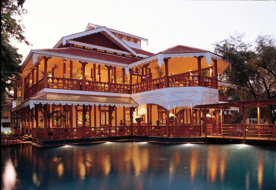 Belmond Governor's Palace Hotel in Yangon, Burma