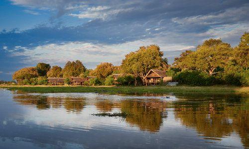 Belmond Khwai River Lodge, Moremi Game Reserve
