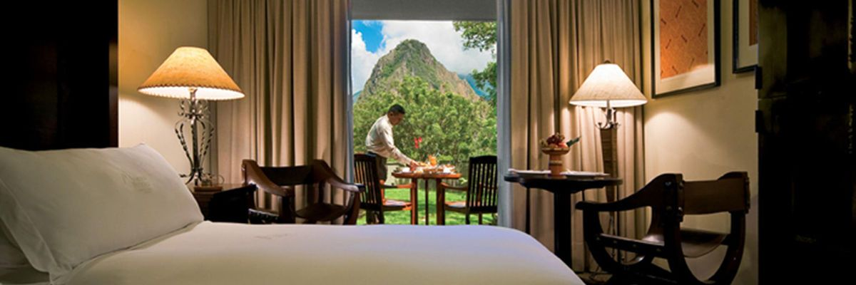 Belmond Machu Picchu Sanctuary Lodge