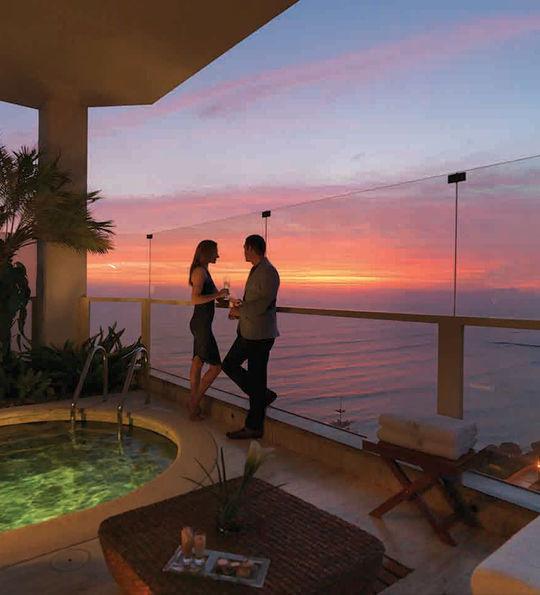 Rooftop pool, Belmond Miraflores Park Hotel