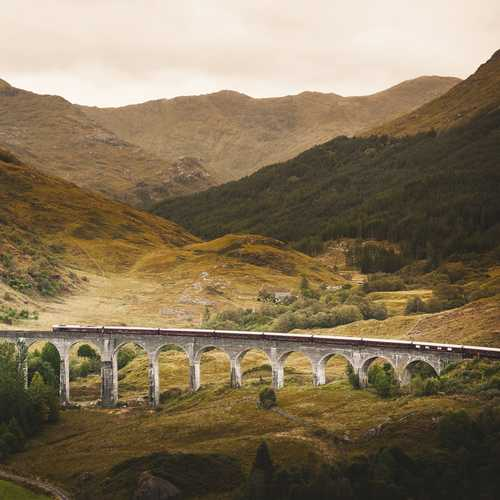 Discover Scotland's most luxurious rail journey