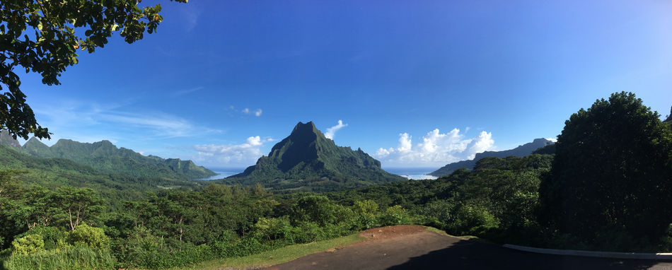 Belvedere Lookout on Moorea