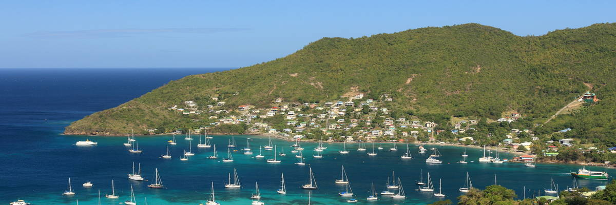 Bequia Island, Vincent and the Grenadines