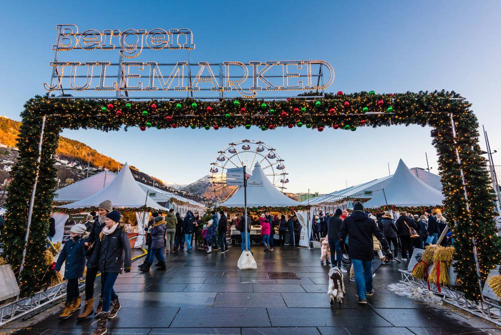 Bergen Christmas markets