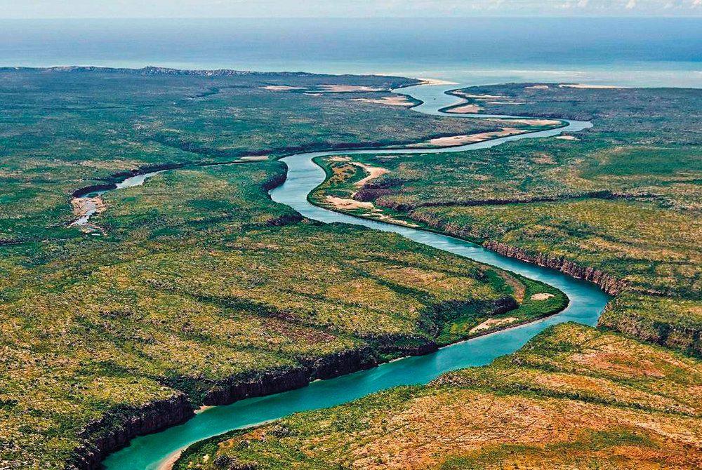 Berkeley River Lodge, Kimberley, Western Australia