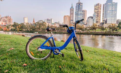 Bike, Melbourne