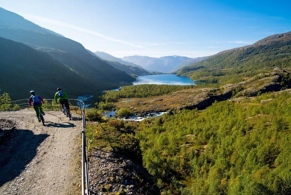 Bike ride, Norway Active