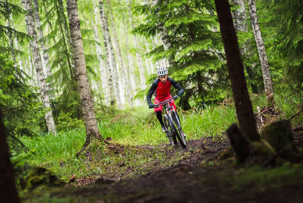 Biking, Högbo Brukshotell