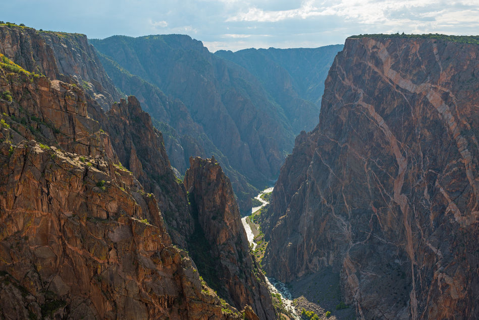 Black Canyon of the Gunnison National Park, Wyoming