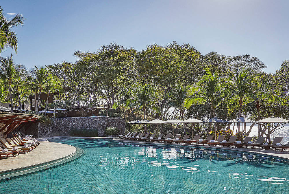 Blanca Pool, Four Seasons, Costa Rica