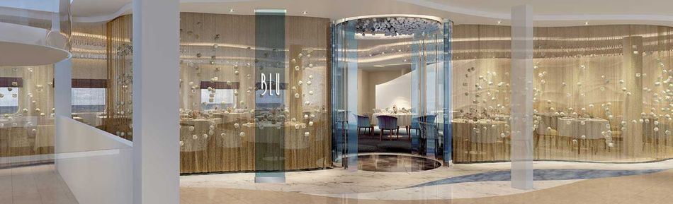 Blu on Celebrity Edge