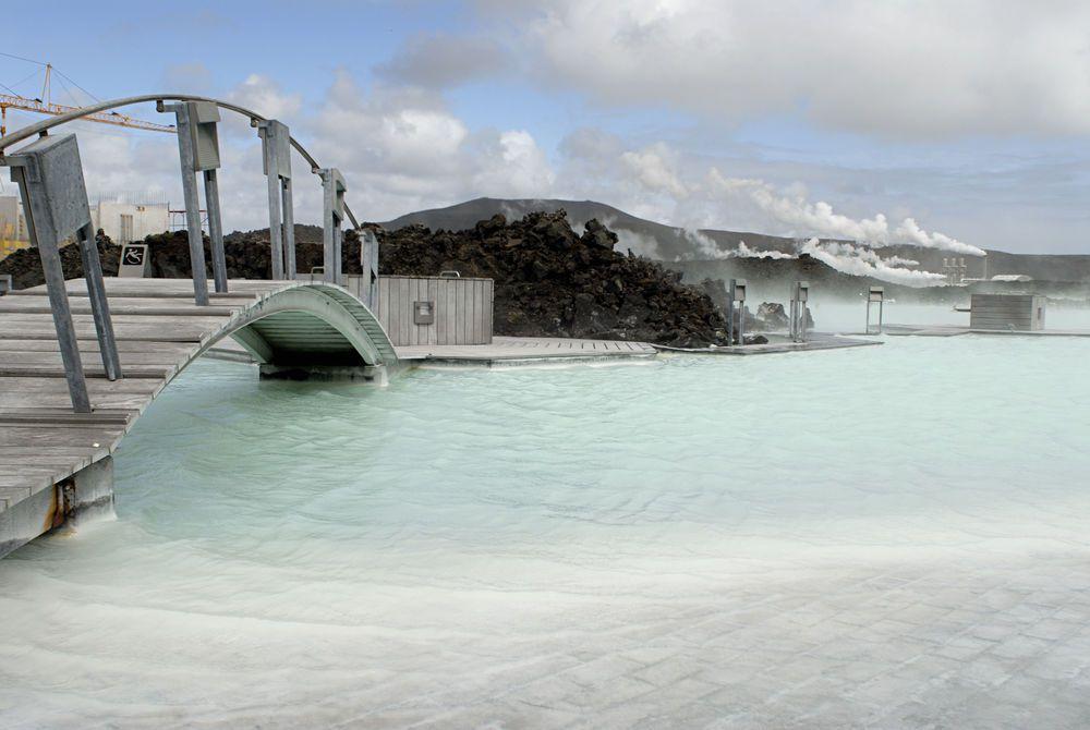 Blue Lagoon, Reykjavik, Iceland