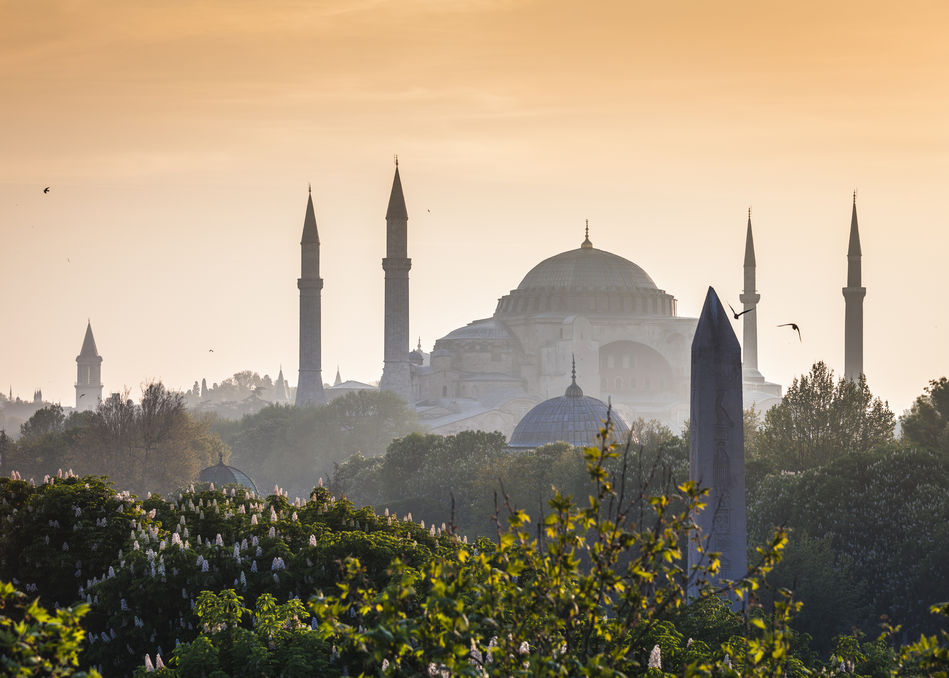 Enjoy an overnight in Istanbul on Crystal Cruises 2022 World Cruise