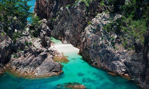 Blue Pearl Bay, Hayman Island, Whitsundays