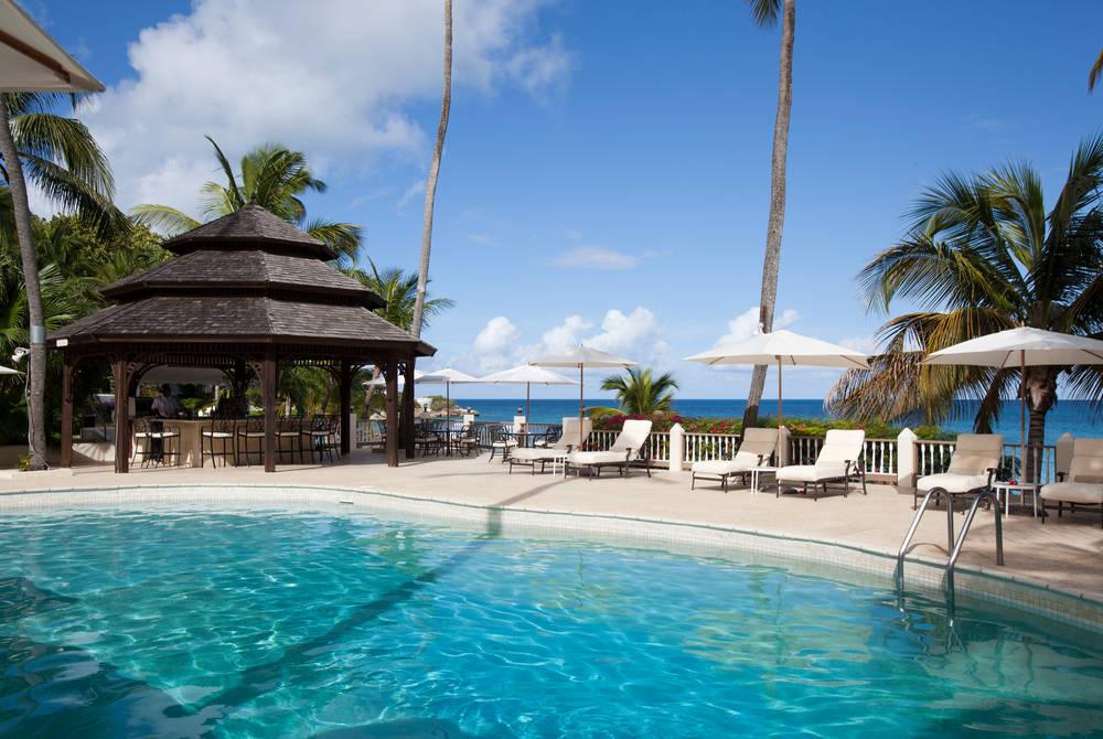Blue Waters, Antigua