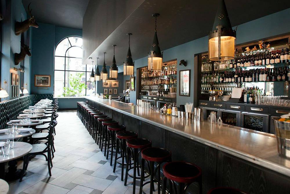 Bar, Hotel Zetta, San Francisco