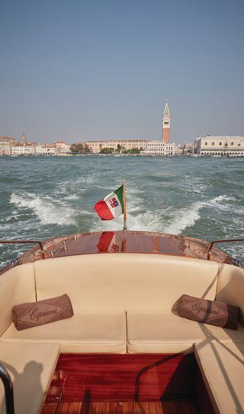 Boat, Belmond Hotel Cipriani