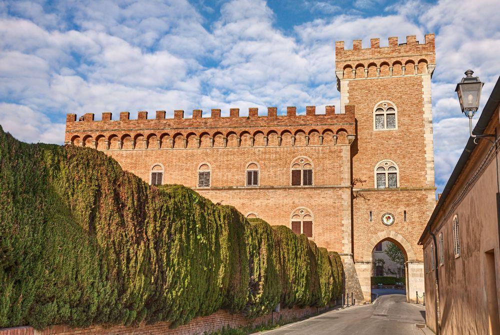 Bolgheri Castle, Tuscany