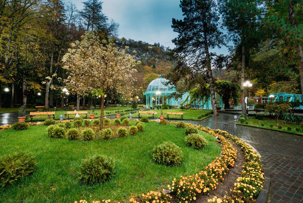 Borjomi Central Park, Georgia
