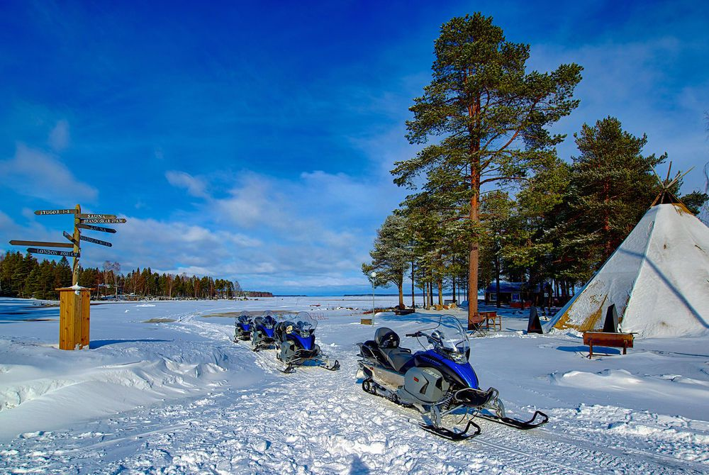 A winter break in Swedish Lapland | Holidays 2021/2022 | Luxury &  Tailor-Made with Wexas Travel