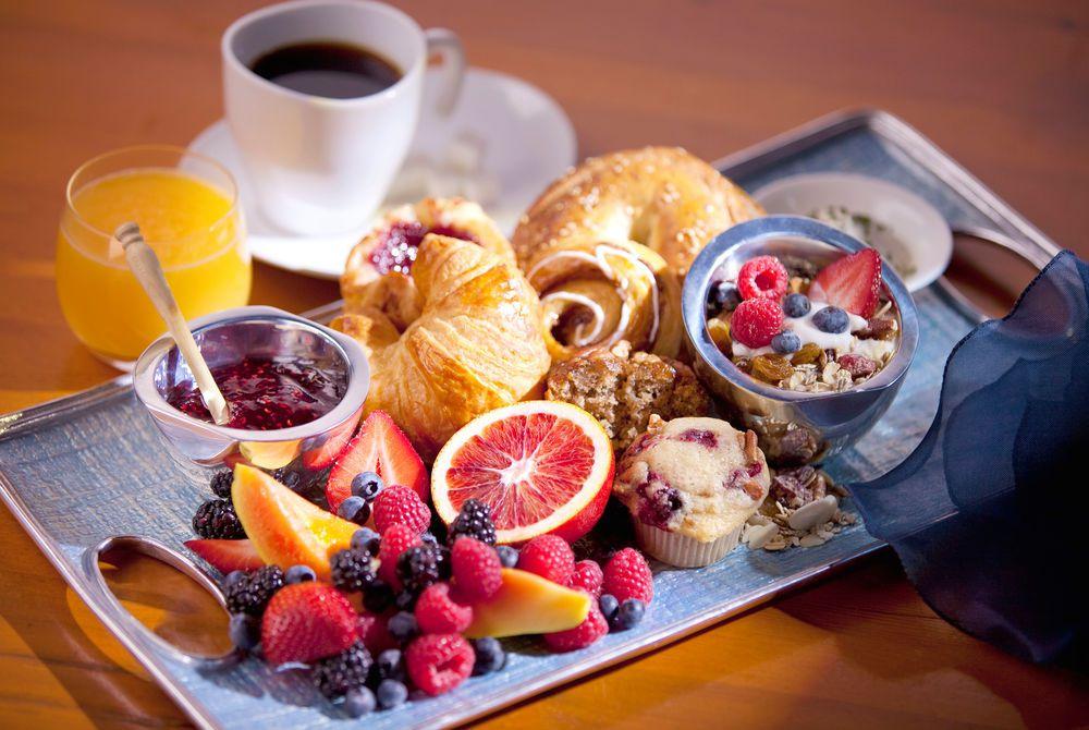 Breakfast, The Breakers, Palm Beach