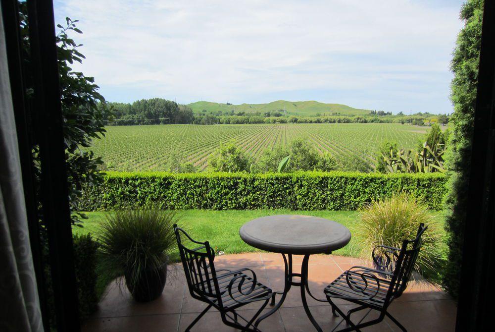Breckenridge Lodge outdoor view, New Zealand