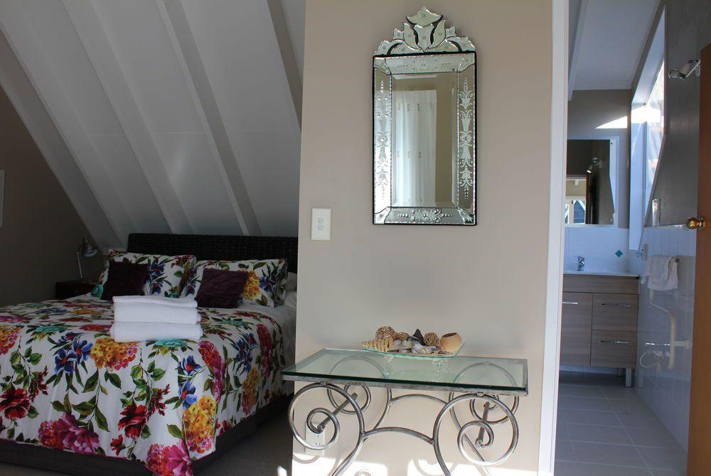 Brenton Lodge suite, New Zealand
