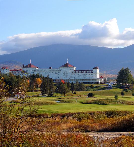 Omni Mount Washington, Bretton Woods, White Mountains