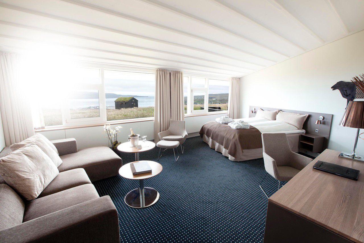 Bridal Suite, Hotel Foroyar, Torshavn