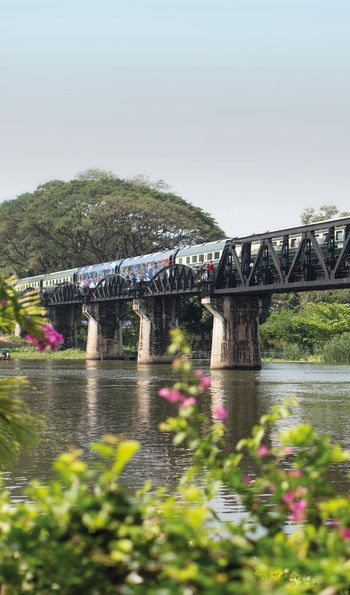 Bridge over the River Kwai, Eastern & Oriental Express