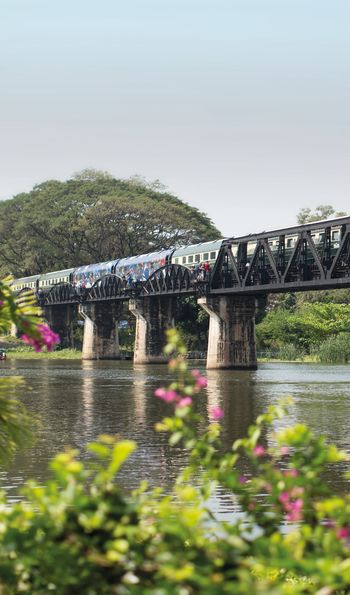 Bridge on the River Kwai, Eastern & Oriental Express