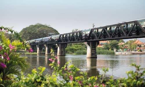 Bridge on the River Kwai, Eastern & Oriental Express