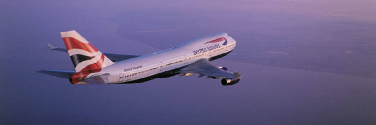 British Airways Premium Cabin Sale