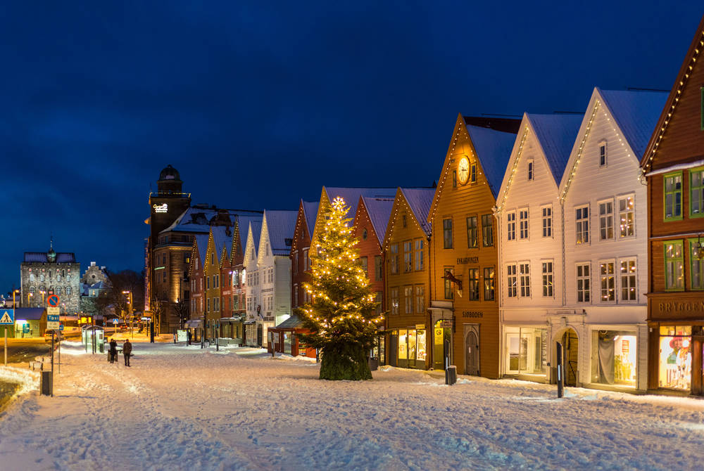 Winter break to Bergen & the Fjords
